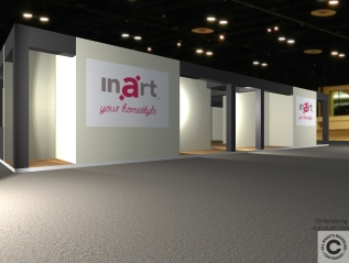 Project: Inart Booth-Expo