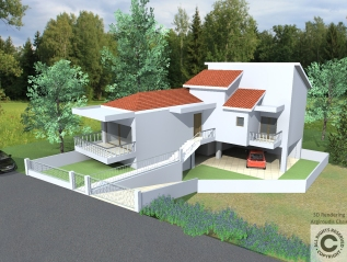 Project : Detached Residence