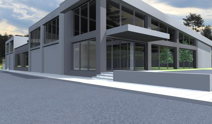Project : New Retail Store – Supermarket ChainGountsidis